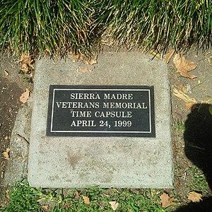 Sierra Madre Memorial Park