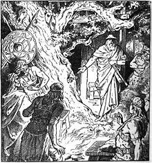 Gram (mythology) - Wikipedia