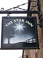 Sign for the Star Inn - geograph.org.uk - 1542499.jpg