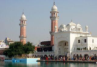 Ramgarhia Bunga building in India