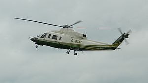 Air Harrods - Image: Sikorsky S76C G WIWI 0582