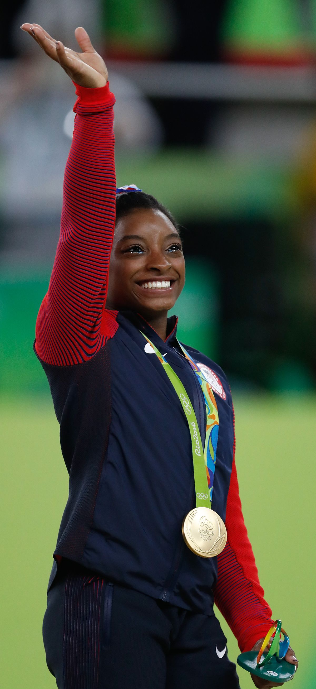 Simone Biles Nude Photos 4