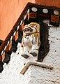 Simtokha Dzong - Lion 01.jpg