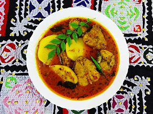 Sindhi cuisine - Sindhi Fish Curry
