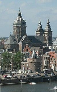 The Church of St. Nicholas (Sint Nicolaaskerk)