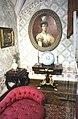 Sintra, Palácio Nacional da Pena, living room, painting.JPG