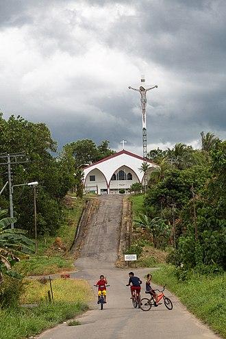 Sipitang District - Image: Sipitang Sabah Catholic Church St. John the Baptist Church Sipitang 02