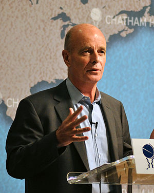 John Scarlett - Scarlett speaking at a Chatham House event in 2011