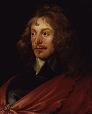Sir John Suckling, by Sir Anthony Van Dyck (di...