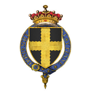 Robert dUfford, 1st Earl of Suffolk English peer and diplomat