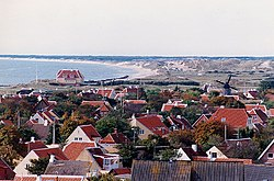 Skyline of Skagen