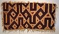 Skirt, Shoowa people, mid-20th century, raffia palm fiber, plain weave, cut-pile embroidery, HMA.JPG