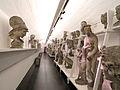 Skulpturer i gips fra Thorvaldsen Museum.JPG