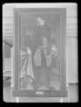 Släp till kröningsklänning, en s. k. robe de cour, Sofia Magdalena, 1772 - Livrustkammaren - 11219.tif