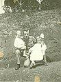 Smedley Butler and Children, circa 1914 (13627882393).jpg