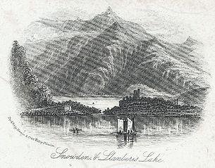 Snowden & Llanberis Lake