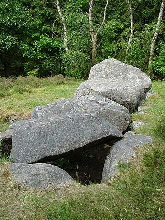 Necropolis of Soderstorf - The megalithic grave of Soderstorf
