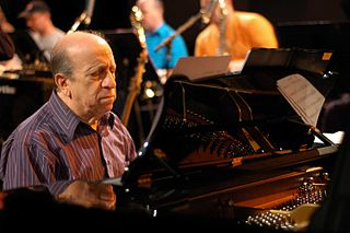 Martial Solal French pianist