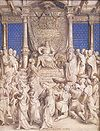 Solomon and the Queen of Sheba, by Hans Holbein the Younger.jpg