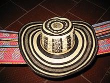 Sombrero vueltiao - Wikipedia 75546a94f0a