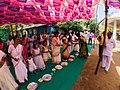 Somvati yag at Veerabhadra Devasthan Vadhav in presence of Balyogi Om Shakti Maharaj. 35.jpg