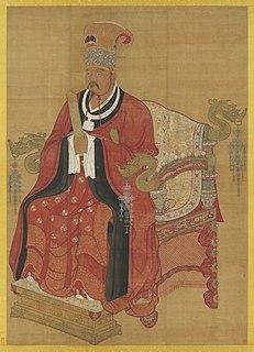 Zhao Hongyin 10th-century Chinese general