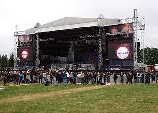 Sonisphere Festival music festival