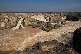 Steung Treng Province - Sopheak Mitt Waterfall