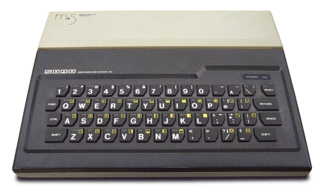 Sord M5 home computer