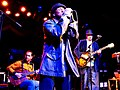 Soulive with Charlie Hunter and guests @ Brooklyn Bowl (Bowlive) 3 9 10 (4425345348).jpg
