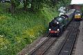 Southern 925 Arriving at Ropley - Mid Hants Railway (9112707361).jpg