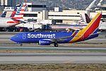 Southwest Airlines, Boeing 737-73V(WL), N559WN - LAX (22585519706).jpg