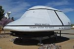 Space Shuttle Escape System Test Vehicle (27021331763).jpg