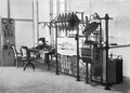 Spark transmitter at Ambon Indonesia 1921.png