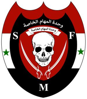 Syrian Special Mission Forces - Image: Speciální jednotky Policie