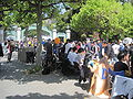 Sproul Plaza during Cal Day 2010 8.JPG