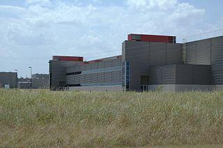 Superconducting Super Collider construction