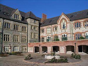 Pantasaph - St Clares Court