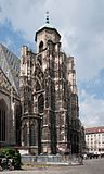 St. Stephen's Cathedral north tower - Vienna.jpg