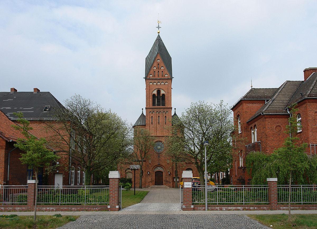 St Godehard Bremen Hemelingen Wikipedia