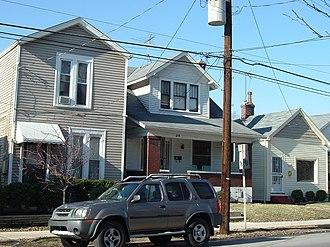 St. Joseph, Louisville - Preston Street in St Joseph
