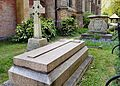 St Andrew's Church, Ham - William Samuel Hudson Palmer grave.jpg