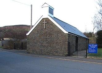 Abercynon - St Gwynno's Church