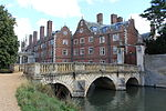 St John's College, Cambridge - Old Bridge.JPG