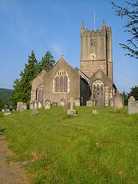 St John's church, North Bovey - geograph.org.uk - 183027.jpg
