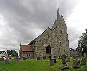 Mundford - Image: St Leonard's Church, Mundford, Norfolk geograph.org.uk 822780