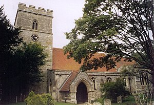 Watlington, Oxfordshire - St Leonard's parish church