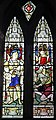 St Martin of Tours window, St Andrew's Church, Bebington.jpg
