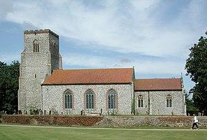 Hillington, Norfolk - Image: St Mary, Hillington, Norfolk geograph.org.uk 309214