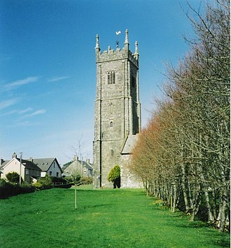 Buckland Brewer - The church of St Mary and St Benedict